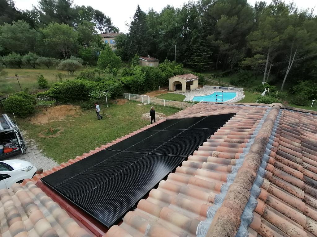 Réparation SAV d'une installation photovoltaïque déféctueuse-Bouches du Rhône (13)