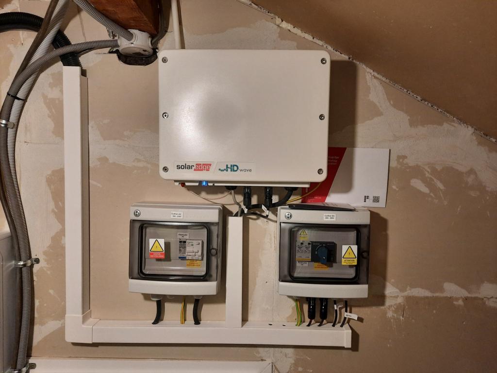 Installation photovoltaïque autoconsommation 3kWc