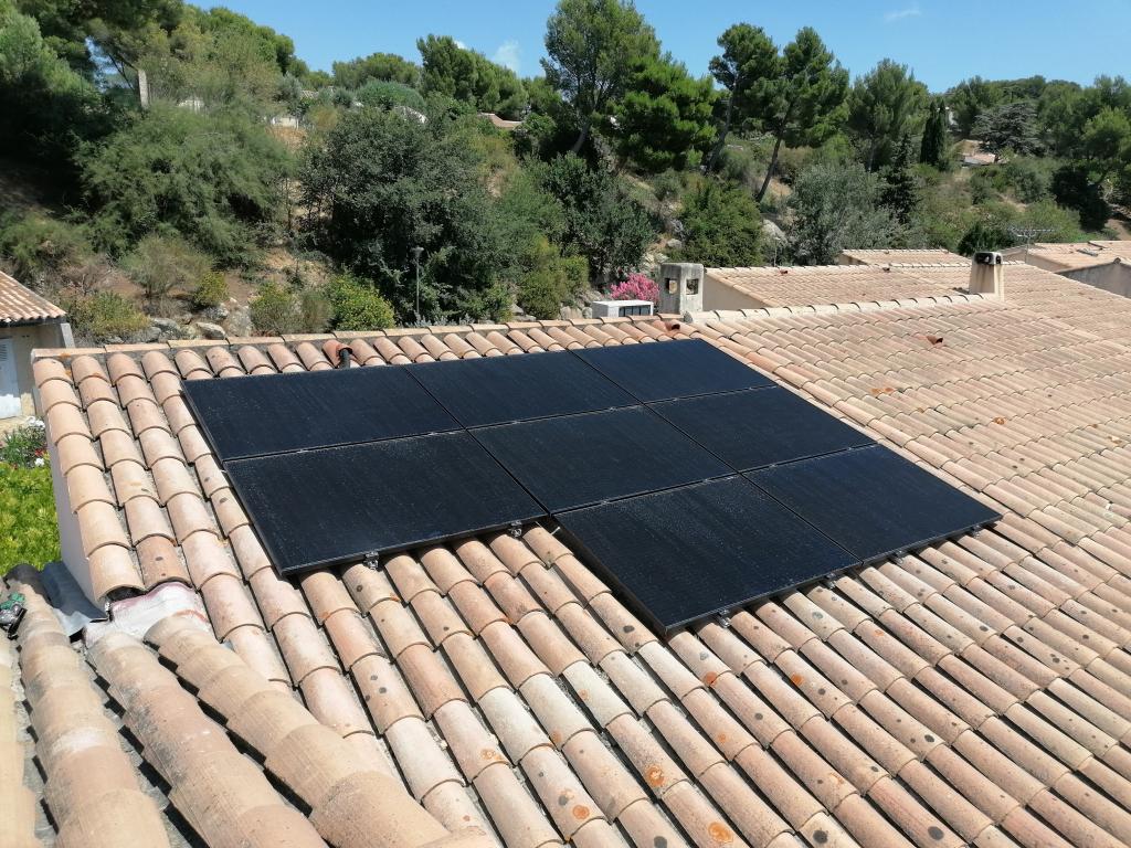 Installation Système solaire photovoltaïque 3 kWc en revente totale