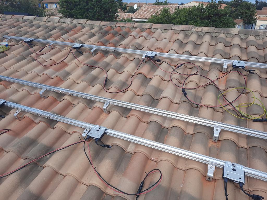 Installation RGE QualiPV Photovoltaïque puissance 3 kWc autoconsommation et revente de surplus
