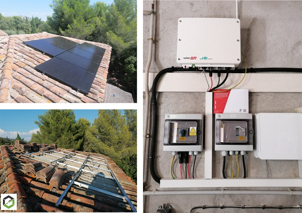 RGE QualiPV - Installation solaire photovoltaïque en autoconsommation et revente de surplus-Bouches du Rhône (13)