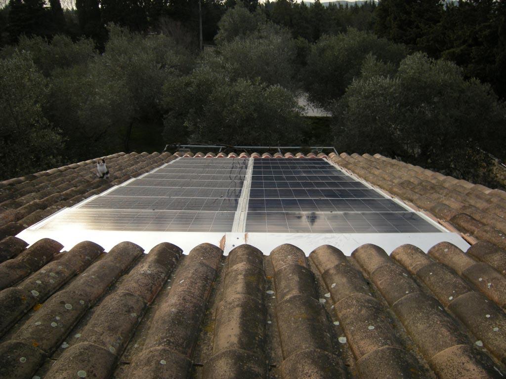 solaire photovoltaïque SOLRIF 2340 Wc à Graveson 13 Bouches du Rhône-Bouches du Rhône (13)