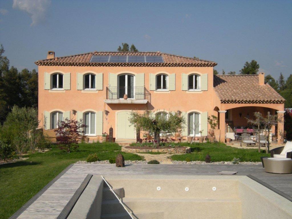 Installation solaire photovoltaïque Intégration au bâti  SOLRIF 2700 wc-Bouches du Rhône (13)