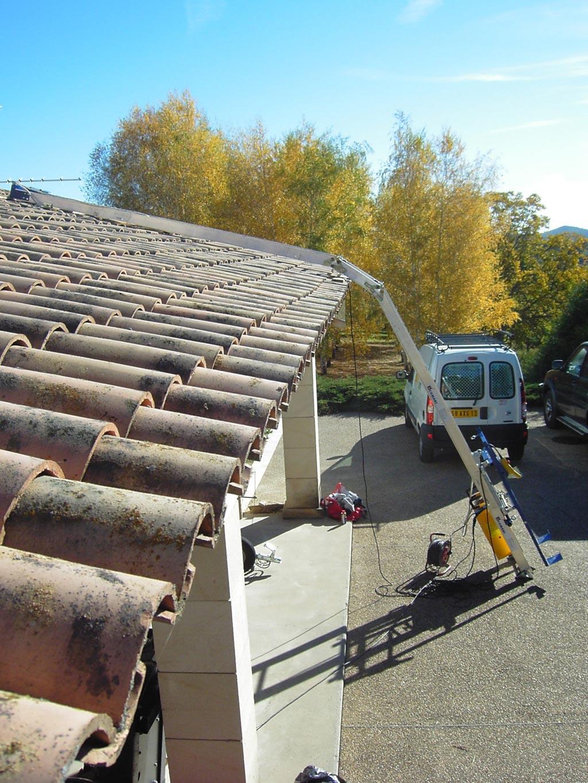 solaire photovoltaïque 3150 Wc à Pierrerue 04 Alpes de Haute Provence-Alpes de Haute Provence (04)