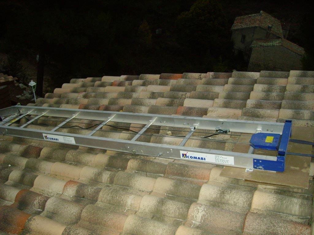 Solaire photovoltaïque 2080 Wc SOLRIF à Auriol 13 Bouches du Rhône