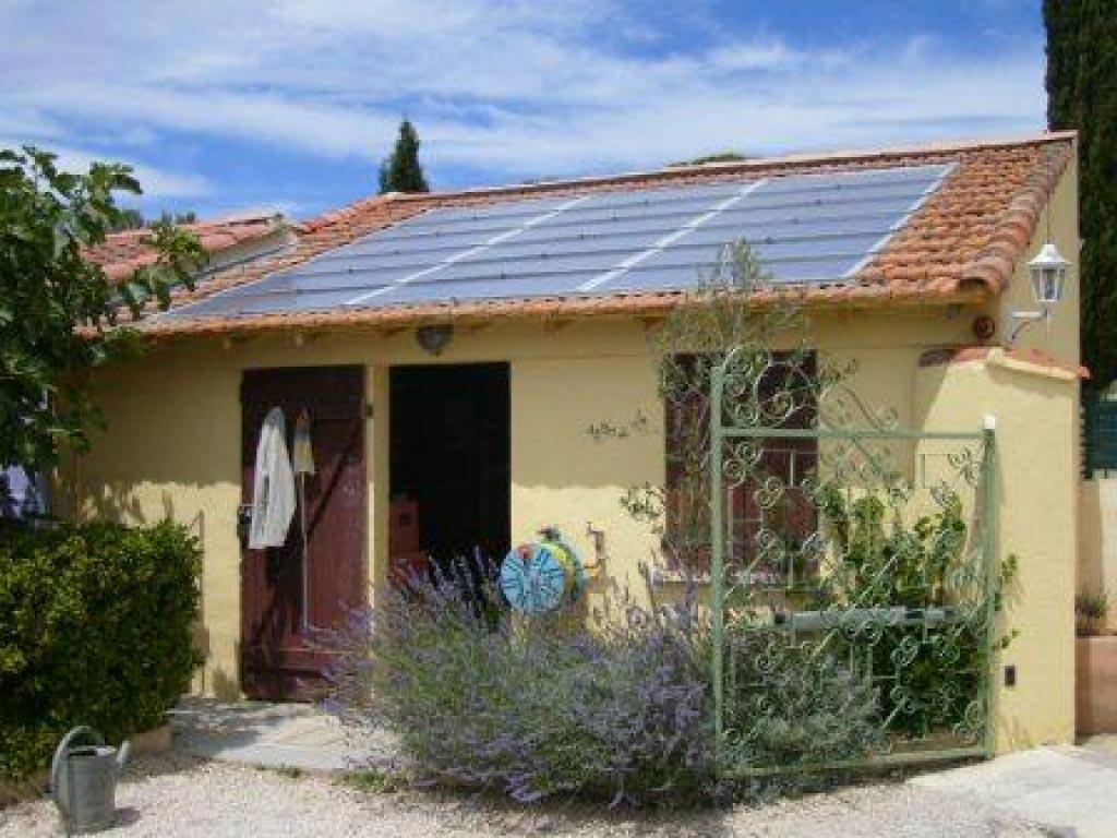 Solaire photovoltaïque 2250 Wc SOLRIF à Gemenos 13 Bouches du Rhône