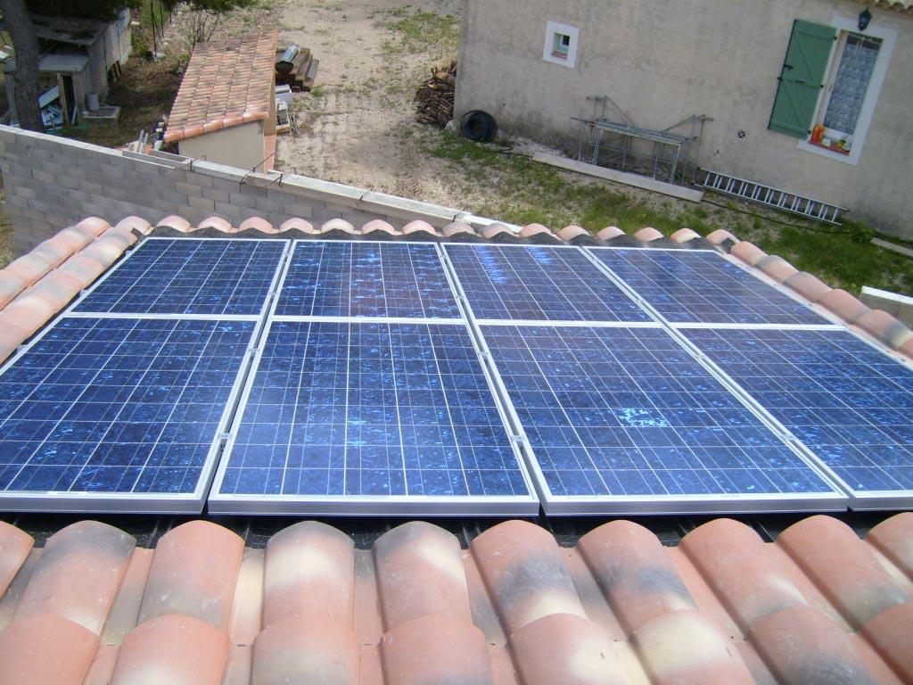 solaire photovoltaïque 2100 Wc aux Pennes Mirabeau 13 Bouches du Rhône-Bouches du Rhône (13)