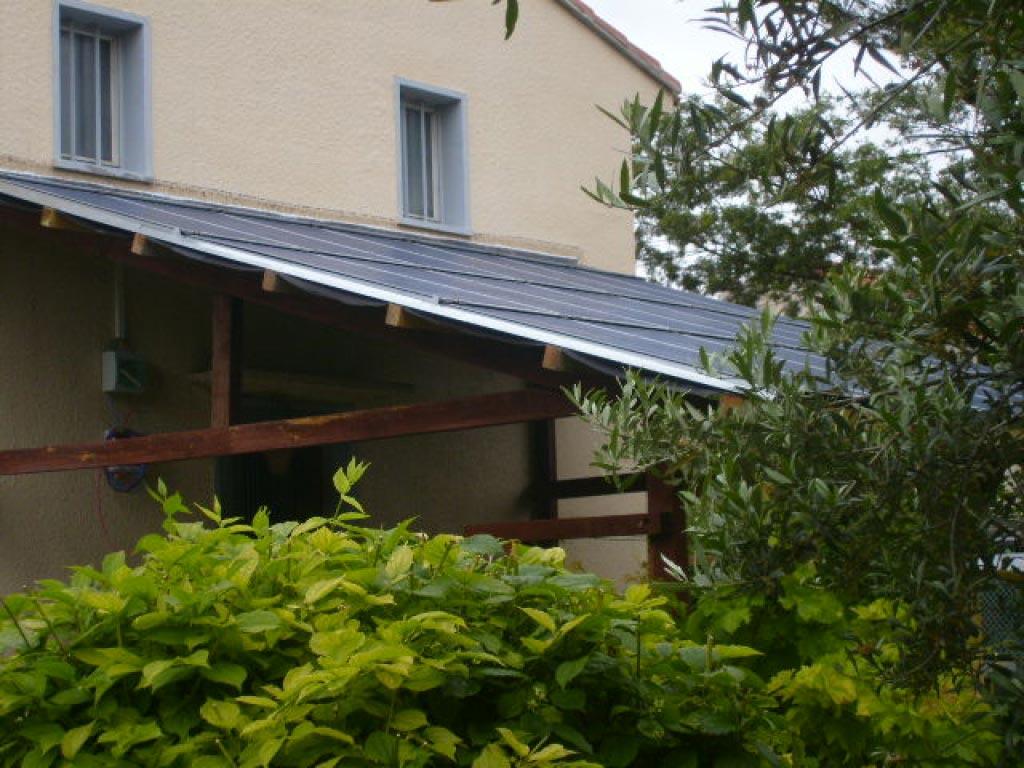 Solaire photovoltaïque 2730 Wc à Aix-en- Provence 13 Bouches du Rhône