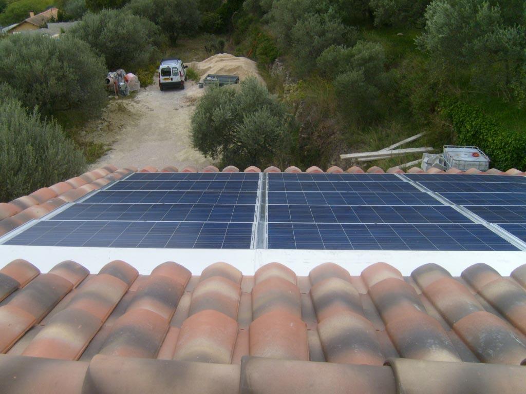 solaire photovoltaïque SOLRIF 2700 Wc à Miramas 13 Bouches du Rhône-