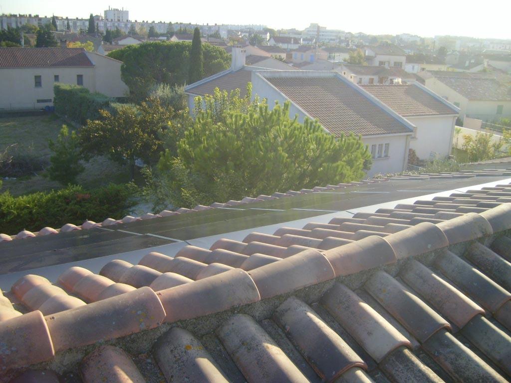 solaire photovoltaïque SOLRIF 2640 Wc à Arles 13 Bouches du Rhône-