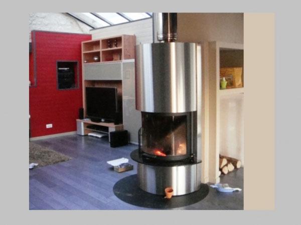 art chauffage po le bois scan mareau aux pr s 45 loiret mareau aux pres 45. Black Bedroom Furniture Sets. Home Design Ideas