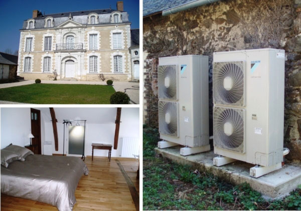 RGE - Installation Pompe à chaleur DAIKIN