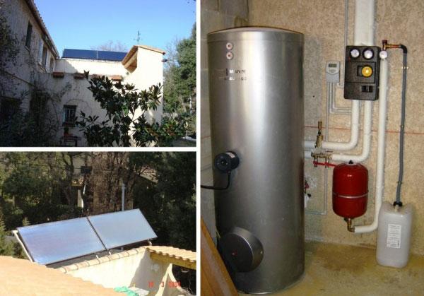 Solariste Installateur Proactif Viessmann  Qualisol - Installation chauffe-eau solaire Viessmann  à St Laurent des Arbres - 30 Gard - 84 Vaucluse