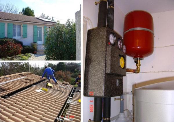 Solraiste Installateur Proactif Viessmann  qualisol RGE  - 30 Gard - 84 Vaucluse - Installateur CESI Viessmann à Villeneuve Les Avignon