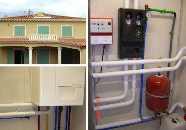 Solariste  qualisol RGE - Installateur qualigaz - Installation Gaz et Solaire Viessmann à Allauch - 13 Bouches du Rhône - 30 Gard