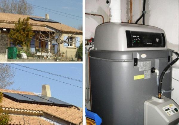 Installateur Qualisol Qualigaz RGE - Vente installation matériel Rotex & Daikin à Roquemaure