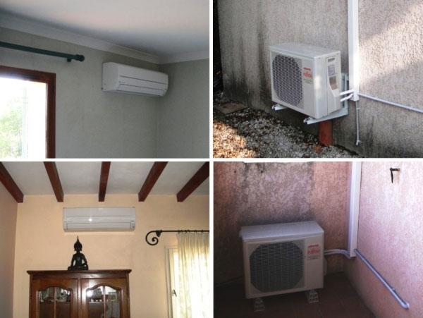 Chauffagiste RGE  Qualipac - Installateur en climatisation à Roquemaure 30 Gard et 84 Vaucluse