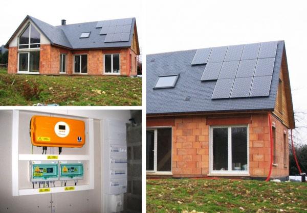 ets jb solaire installation solaire photovoltaique sanyo en int gration toiture ardoise. Black Bedroom Furniture Sets. Home Design Ideas