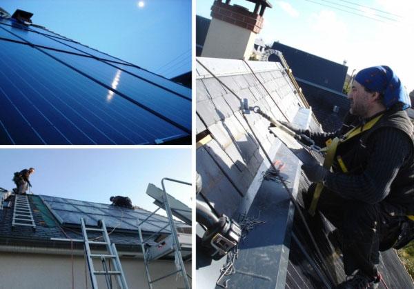 Solaire photovoltaique à Fondettes - 37 Indre et Loire