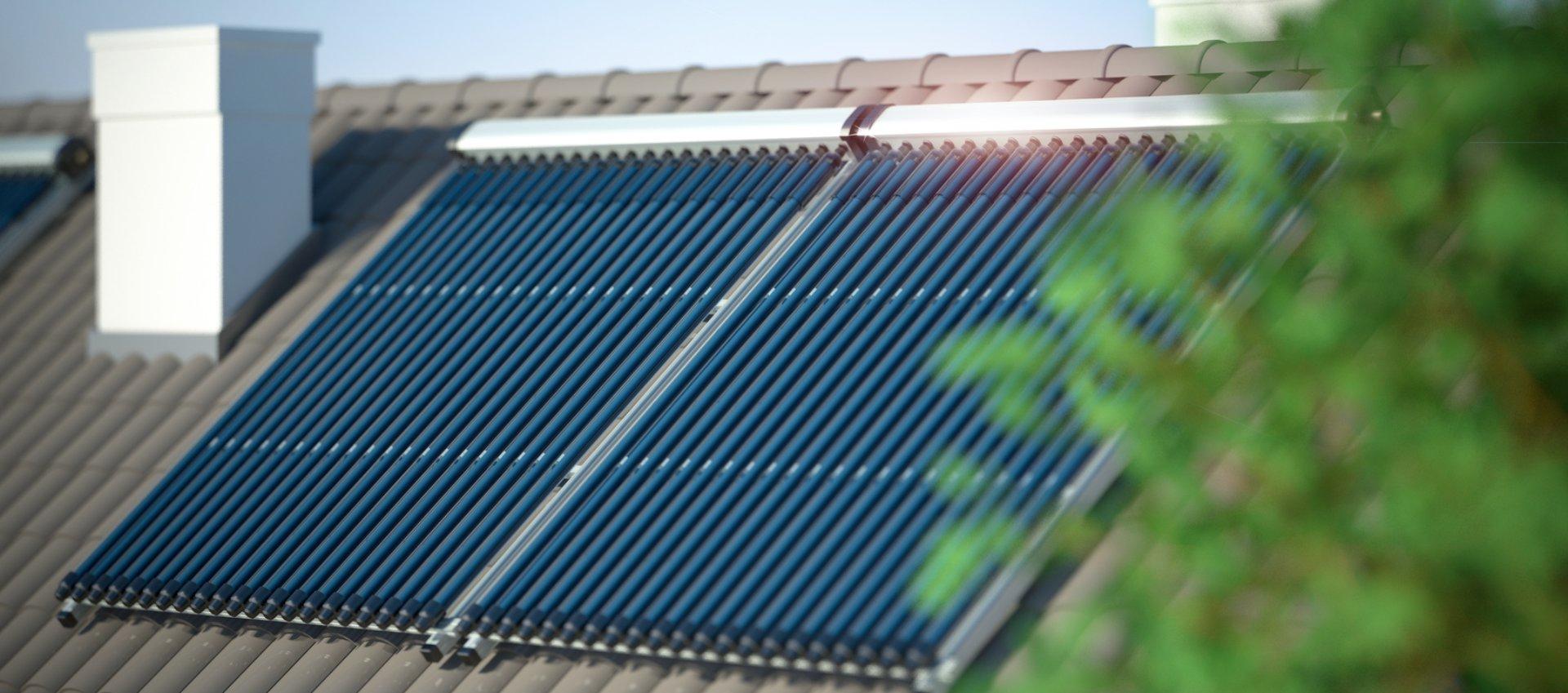 Chauffage solaire à Uzès dans le Gard