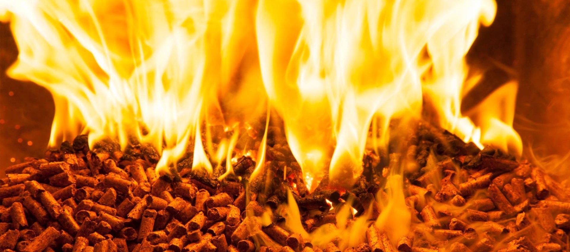 Chaudière bois  à granulés ou bûches