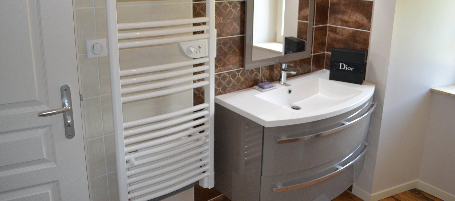 salle de bain Cantal
