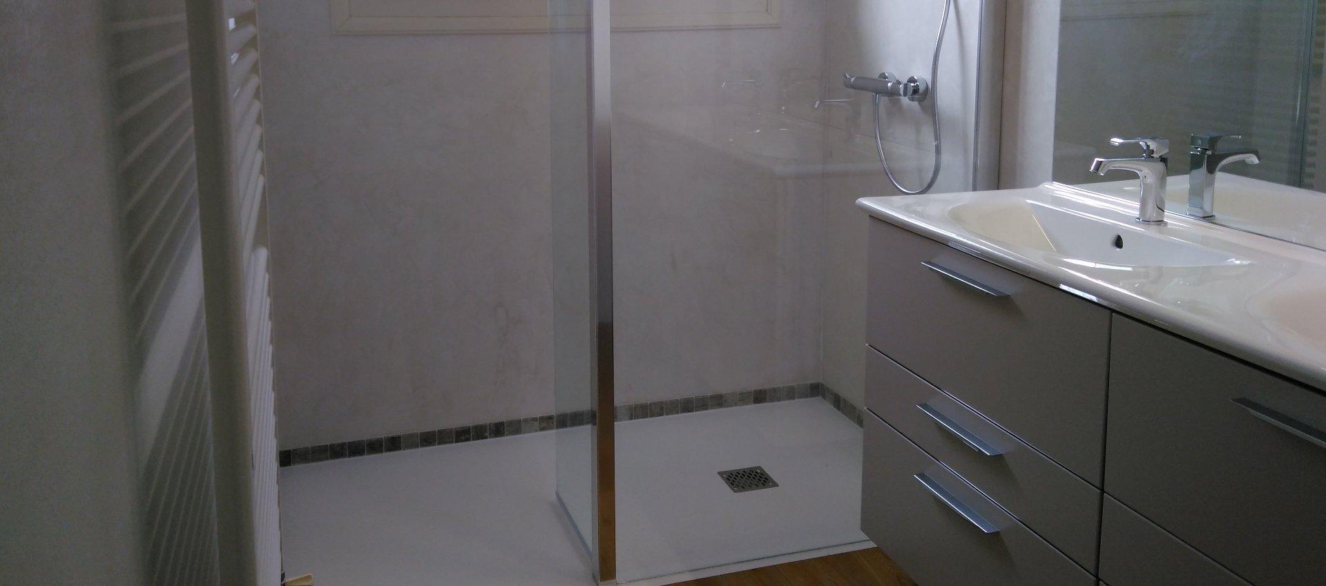 Création, rénovation de salle de bain