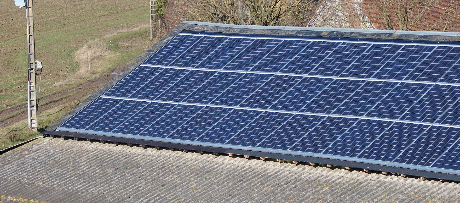 Photovoltaïque en Agricole