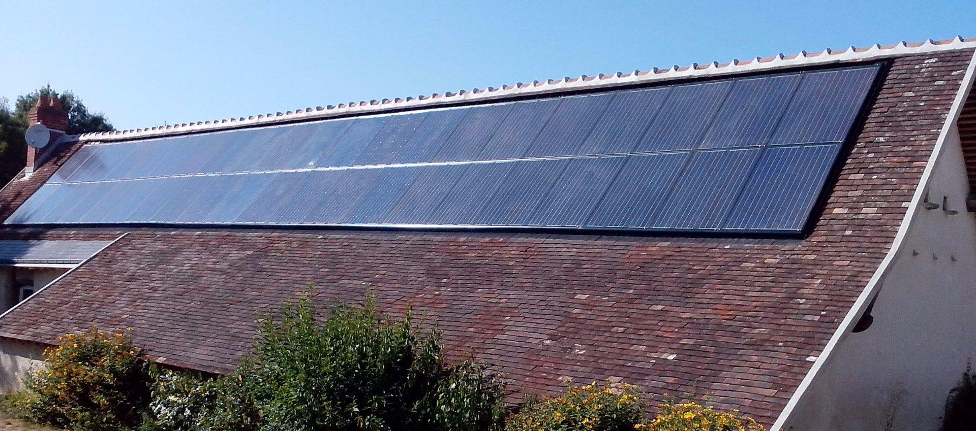 Photovoltaïque en Résidentiel
